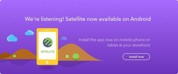 Say hello to Satellite mobile app!